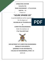 Azure Sphere Case Study
