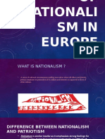 THE RISE OF NATIONALISM IN EUROPE 1.pptx