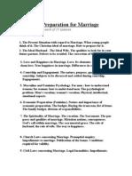 Wedding Lessons Intro