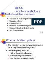 ch14-distributions-shareholders-dividends-and-share-repurchases