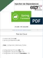 5 - Spring Injection de Dépendances.pdf