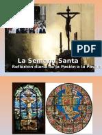 Semana Santa Reflexiones de Lunes a Domingo