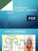 15.03.C.examen en Gyneco-obstetrique