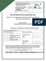 Procedure for Manual Ultrasonic Testing.pdf