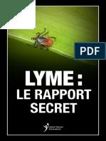 0 Lyme le rapport secret