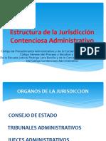 2. Estructura de la Jurisdicción - origen