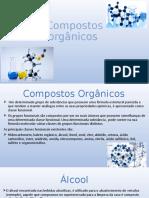 Compostos orgânicos