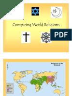 Comparing World Religions