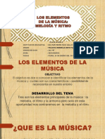 DIAPOSITIVAS DE LA APAC MELODIA RITMO.PENTAGRAMA, FIGURAS MUSICALES,
