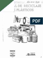 Manual de Reciclaje de Plastico