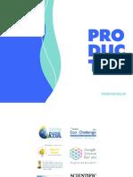 Ekogroup H2O+ Portafolio