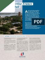 Expertise France au Mali