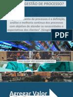 Gestão de Processos - CEFIS