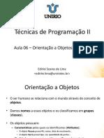 Tecnicas de Programação II