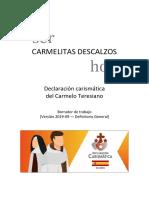 DOC-DeclaracioonCarismatica_OCD-2019-09