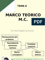 MARCO TEORICO  M.C.
