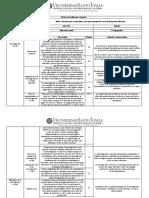 Matriz de análisis de lectura 8 y 9