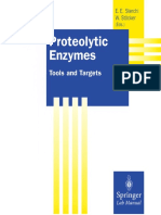 Proteolytic Enzymes Tools and Targets by A. J. Kenny (auth.), Prof. Dr. Erwin E. Sterchi, Prof. Dr. Walter Stöcker (eds.) (z-lib.org).pdf