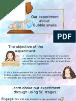 shama and bashair experiment