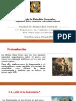 Unidad IV - 4.4. Democracia nacionalismo y xenofobia (1)