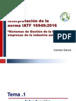 IATF Sesión 1