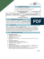 33. E501.1 Procesos Técnicos Administrativos