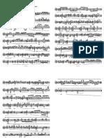 3 Etudes-Tableaux for Guitar (Philip Daniel)