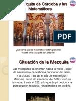 La Mezquita de Córdoba y Las Matemáticas
