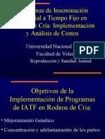 3. IATFen cria implementacion y costos