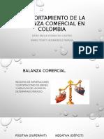 COMPORTAMIENTO DE LA BALANZA COMERCIAL EN COLOMBIA.pptx