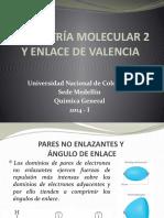 11-2. Geometría Molecular 2 quimica 1.pptx