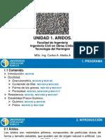 Unidad 1.3-Aridos