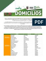 DOMICILIOS MANIZALES