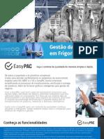 Apresentação EASYPAC - Frigoríficos V1