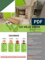 BROCHURE la villa verde 1 - Darcy, E. Jairo, B. (2020). Villavicencio