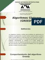 Algoritmos Glotones