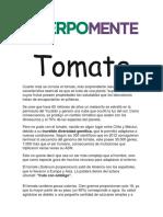 El Tomate (CuerpoMente)