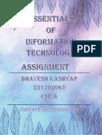 BHAVESH 67 CSEA EIT ASSIGNMENT.pdf
