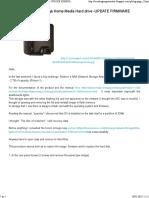 How to Restoring iomega Home Media Hard drive -UPDATE FIRMWARE _ Tecnologia & Gestão de TI