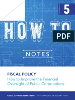How to Improve the Financial oversight public corp