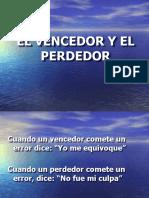 EL VENCEDOR Y EL PERDEDOR.ppt
