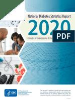 national-diabetes-statistics-report