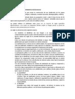 CLASIFICACION DE LOS MOVIMIENTOS SOCIOLOGICOS criminologia