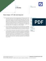 DB - Fed Notes Mar 20