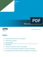 DidacticaGeometria - Tema 8