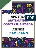APOSTILA MATEMÁTICA CONTEXTUALIZADA 3º AO 5º ANO.pdf