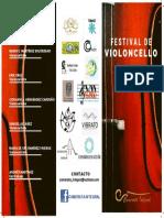 festival violoncello