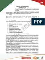 PROYECTO PLIEGO DE CONDICIONES COTA