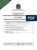 Edital Doutorado UFPE