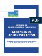 PLAN_10029_Manual_de_Organización_y_Funciones_de_la_Gerencia_de_Administración_del_FMV._2013